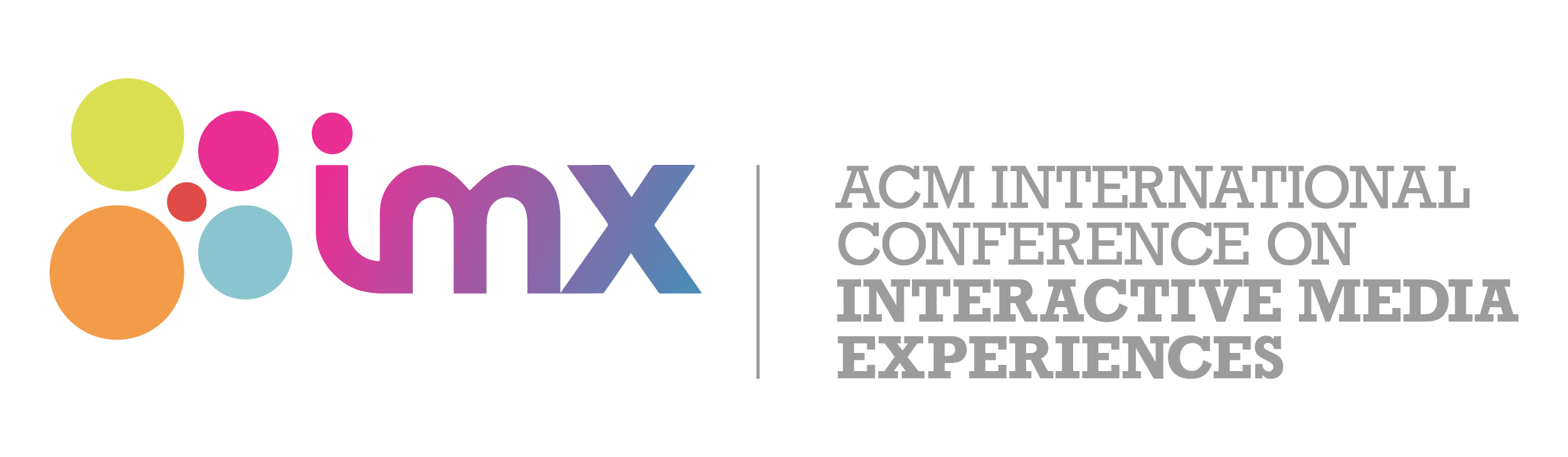 ACM IMX Conference Logo